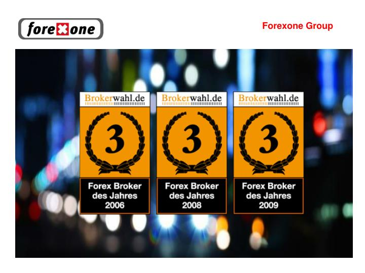 Forexone ag