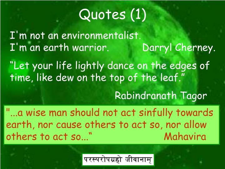 Quotes (1)