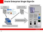 oracle enterprise single sign on