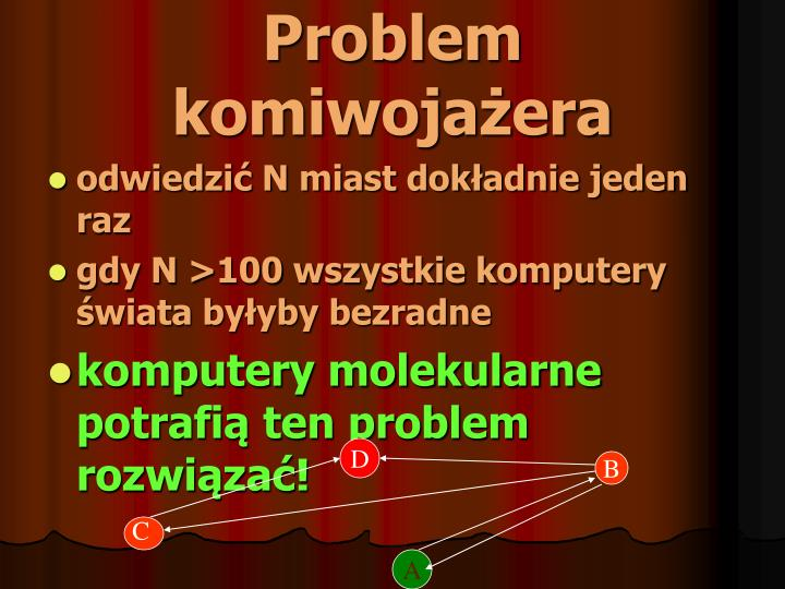 Problem komiwojażera