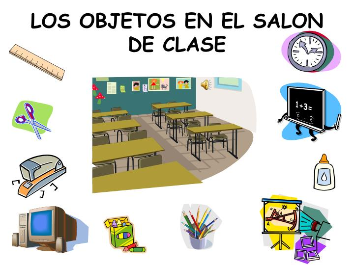 En clase los objetos pictures to pin on pinterest thepinsta - Objetos para decorar un salon ...