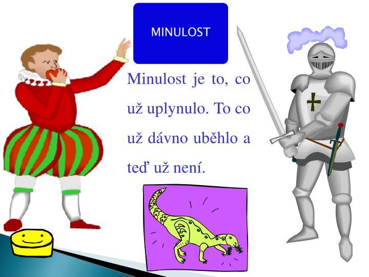 MINULOST