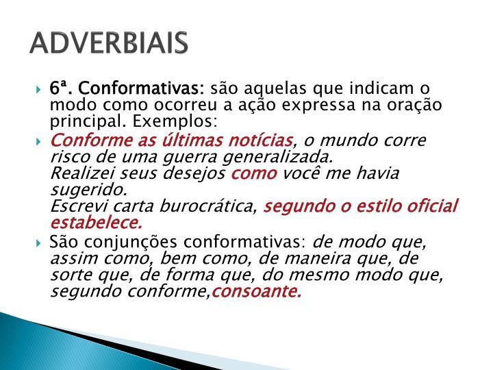 ADVERBIAIS