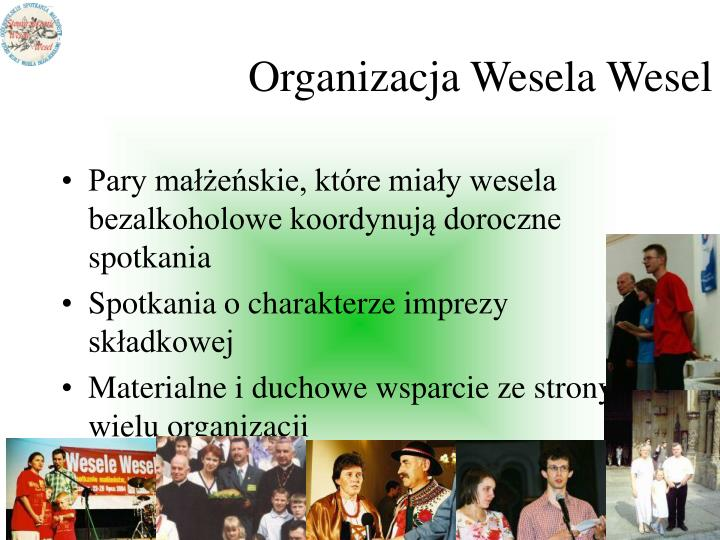 Organizacja Wesela Wesel