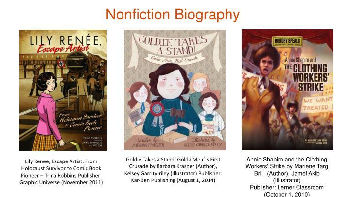 Nonfiction Biography