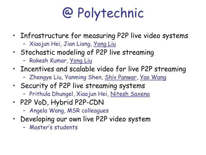@ Polytechnic