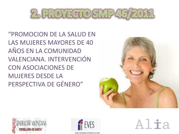 2. PROYECTO SMP 46/2011