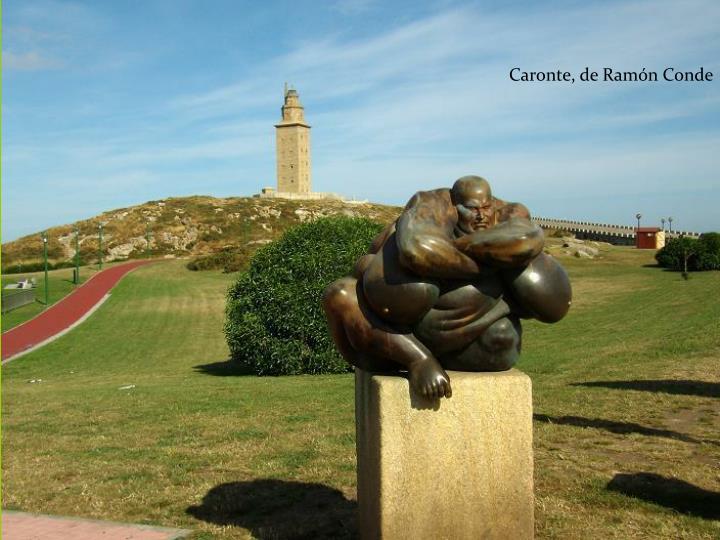 Caronte, de Ramón Conde