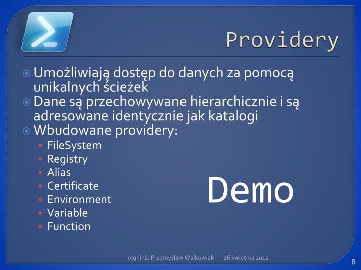 Providery