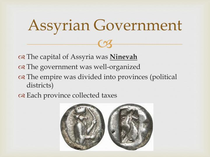 Assyrian Government
