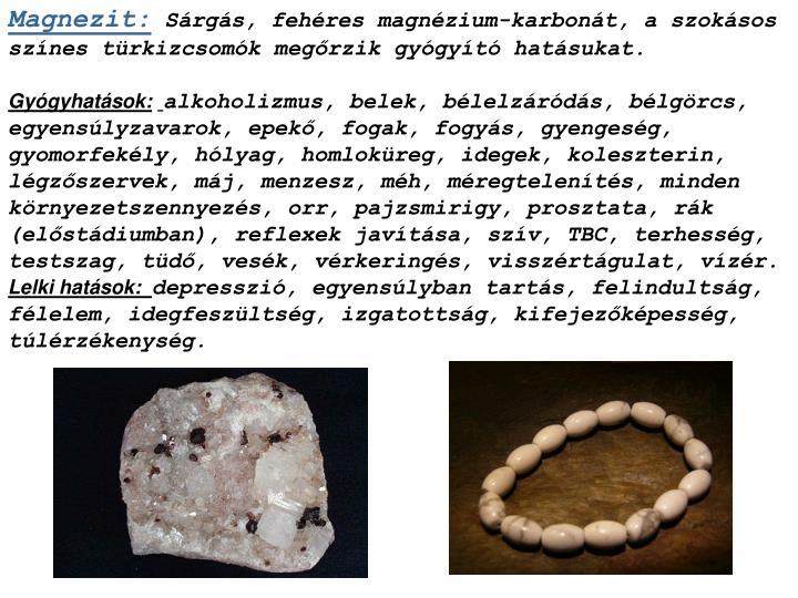 Magnezit: