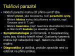 tk ov parazit