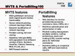 mvts portabilling100