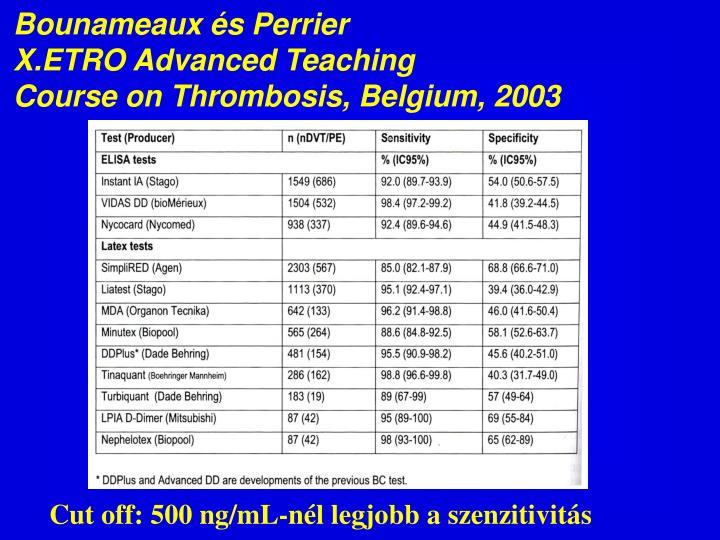 Bounameaux és Perrier