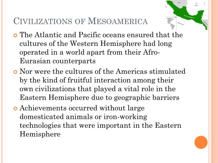 Civilizations of Mesoamerica