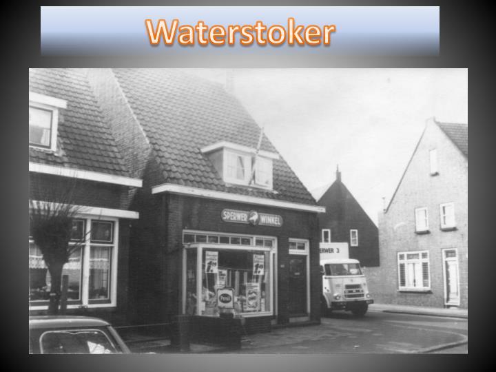 Waterstoker