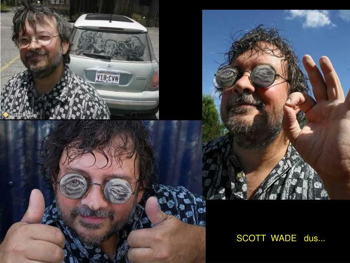 SCOTT  WADE   dus...