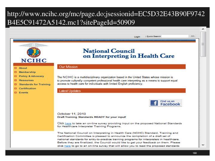 http://www.ncihc.org/mc/page.do;jsessionid=EC5D32E43B90F9742B4E5C91472A5142.mc1?sitePageId=50909