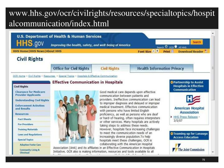 www.hhs.gov/ocr/civilrights/resources/specialtopics/hospitalcommunication/index.html