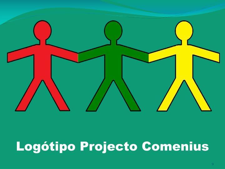 Logótipo Projecto Comenius