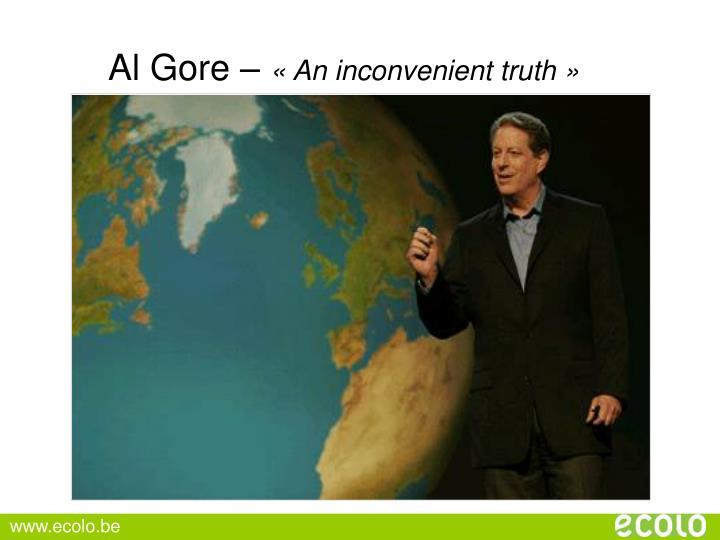 Al Gore –