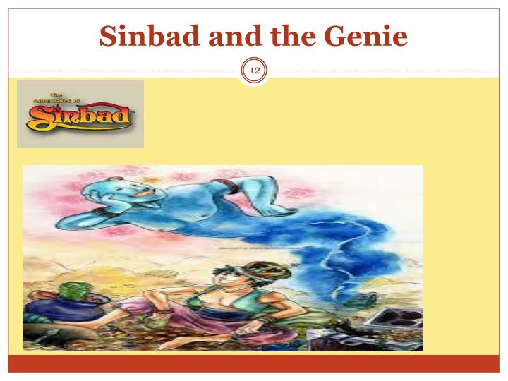 Sinbad and the Genie