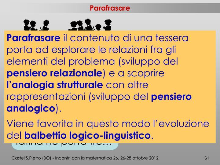 Parafrasare