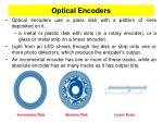 optical encoders