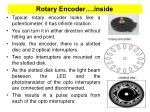 rotary encoder inside