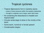 tropical cyclones2