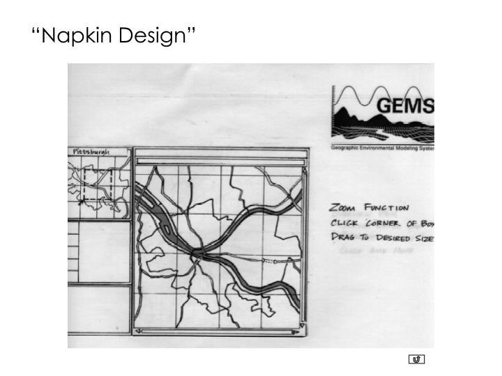 """Napkin Design"""