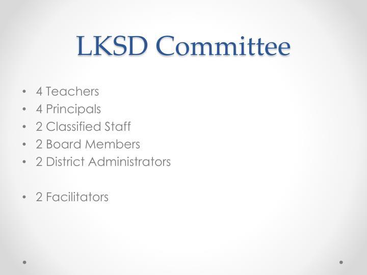 LKSD Committee