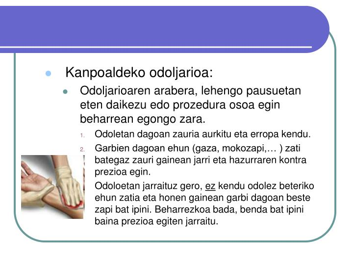Kanpoaldeko odoljarioa: