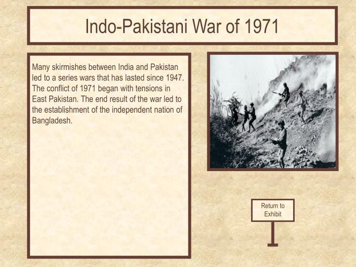 Indo-Pakistani