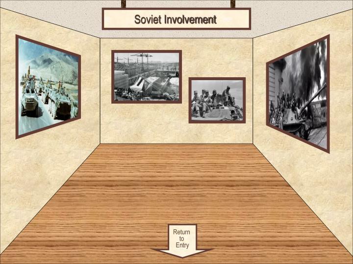 Soviet Involvement