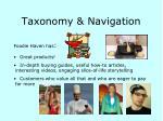 taxonomy navigation2