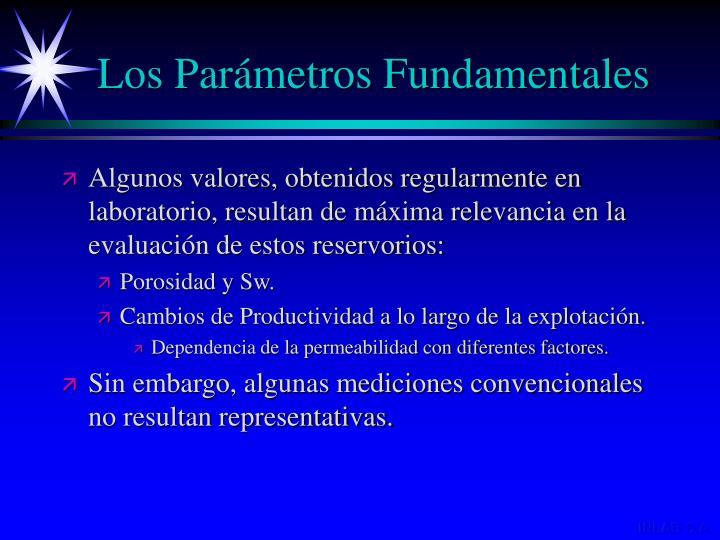Los Parámetros Fundamentales
