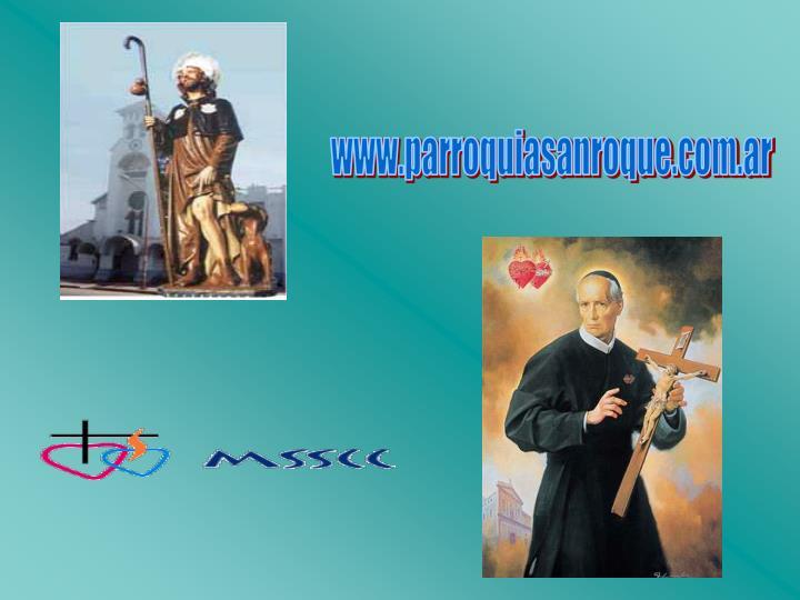 www.parroquiasanroque.com.ar