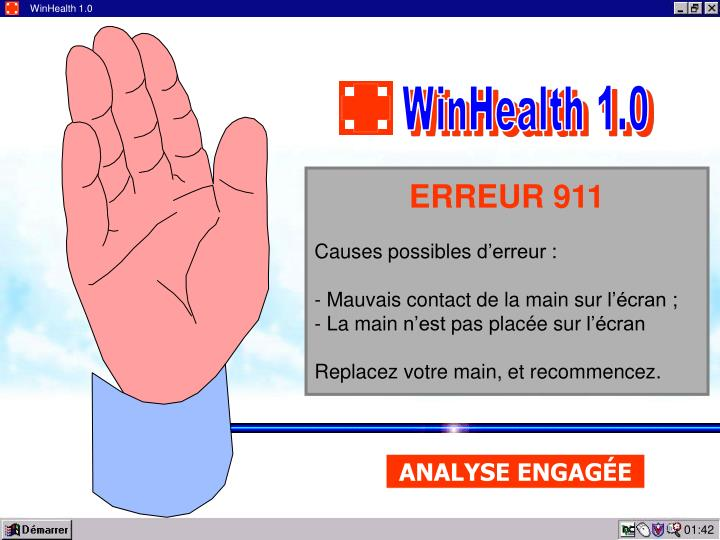 WinHealth 1.0