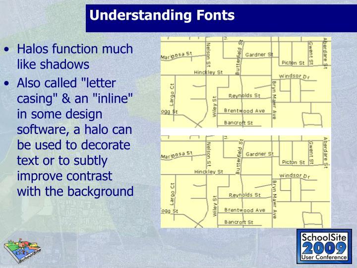 Understanding Fonts