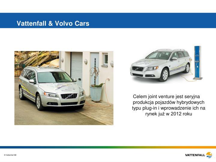 Vattenfall & Volvo Cars