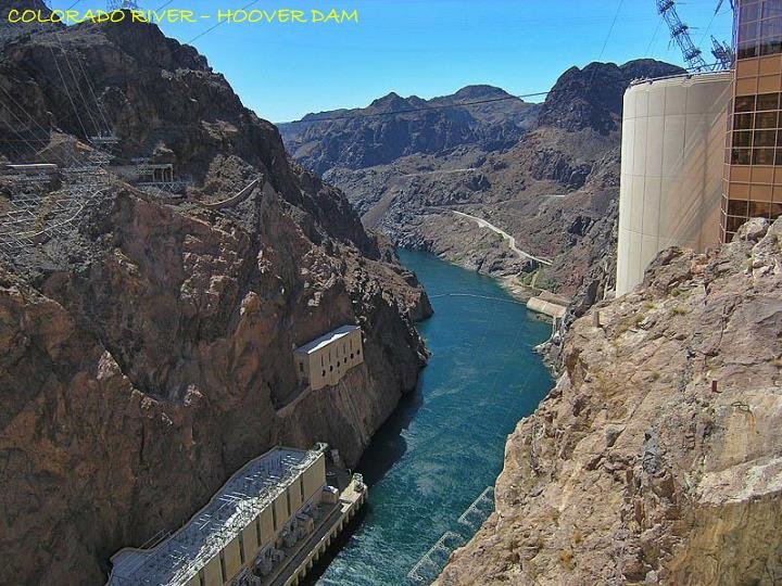 COLORADO RIVER – HOOVER DAM