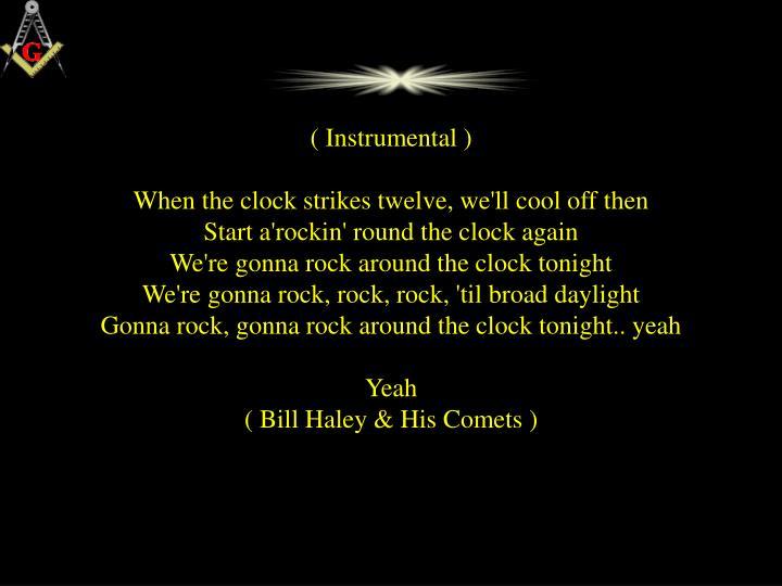 ( Instrumental )