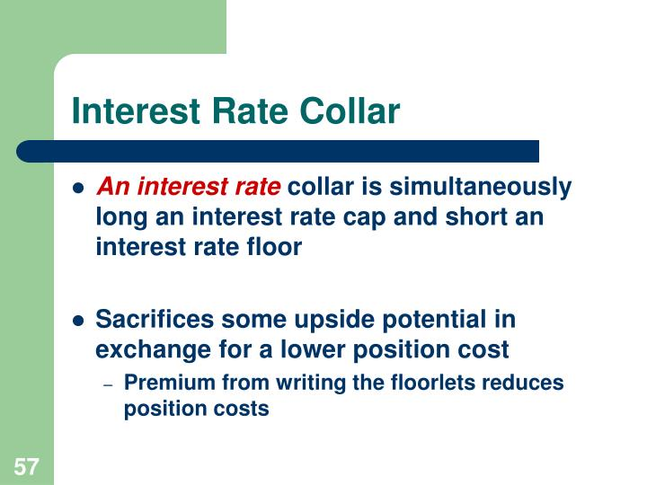 Interest Rate Collar