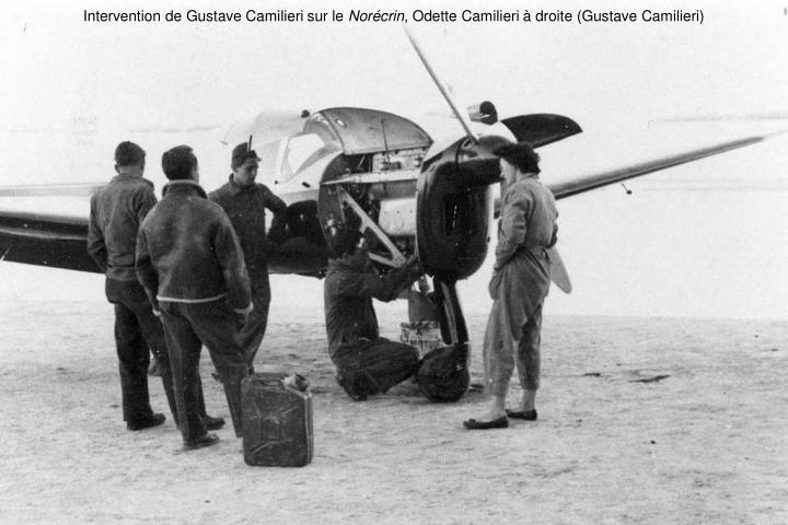Intervention de Gustave Camilieri sur le