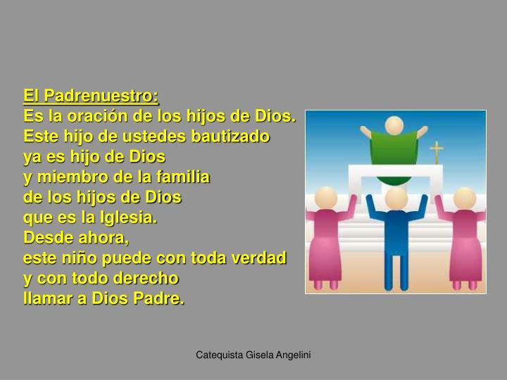El Padrenuestro: