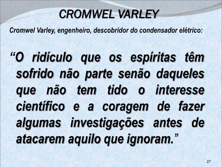 CROMWEL VARLEY
