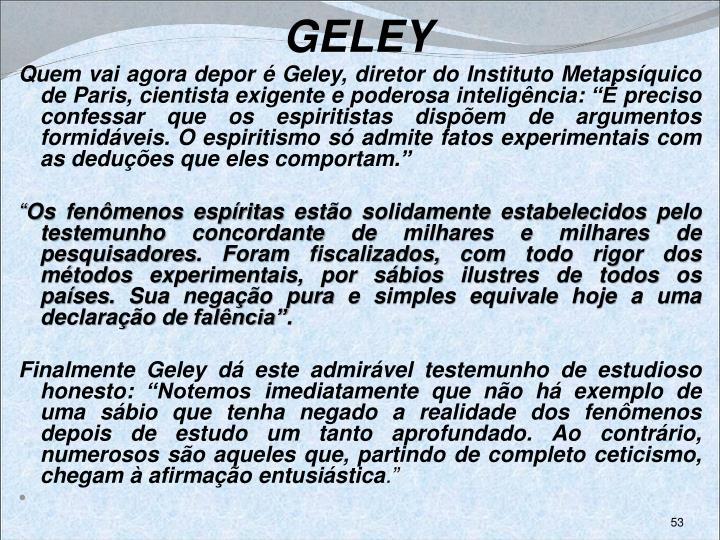 GELEY