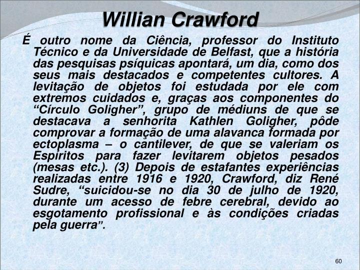 Willian Crawford