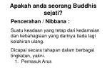 apakah anda seorang buddhis sejati14